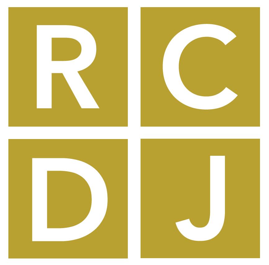 RCDJ blokjes transparant